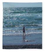 Beachcomber Fleece Blanket
