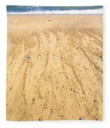 Beachin Day Fleece Blanket