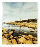 Beacon Beach Fleece Blanket