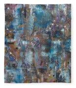 Beale Street Blues Fleece Blanket