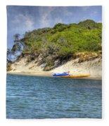 Bear Island Fleece Blanket