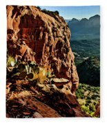 Bear Mountain 06-118 Fleece Blanket