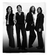 Beatles 1968 Fleece Blanket