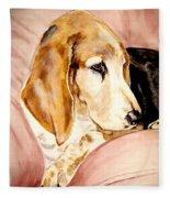 Beau Fleece Blanket