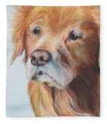 Beau Fleece Blanket