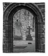 Beauly Priory Arch Fleece Blanket