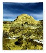 Beautiful Bisti Wilderness Fleece Blanket