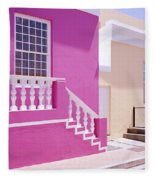 Beautiful Bo Kaap Fleece Blanket
