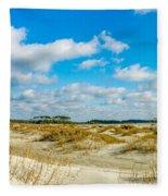 Beautiful Day Fleece Blanket