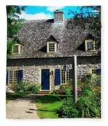Beautiful Home ... Fleece Blanket