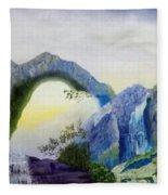 Beautiful Landscape Fleece Blanket