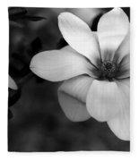 Beautiful Magnolia Fleece Blanket