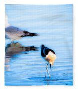 Beautiful Moments In Time Fleece Blanket