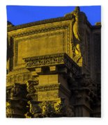 Beautiful Palace Of Fine Arts Fleece Blanket
