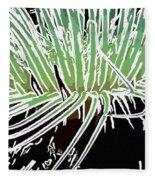 Beautiful Sea Anemone 3 Fleece Blanket