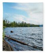 Beautiful Shoreline Fleece Blanket