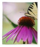 Beautiful Summer Fleece Blanket
