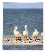 Beauty - 8831-001 Fleece Blanket