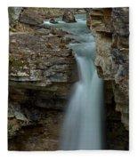 Beauty Creek Blue Falls Fleece Blanket