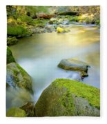 Beauty Creek Fleece Blanket