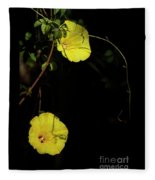 Beauty In The Shade Fleece Blanket