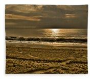 Beauty Of A Day Fleece Blanket