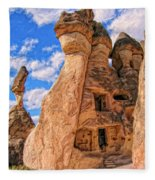 Bedrock Estates Fleece Blanket