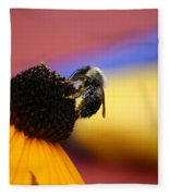 Bee All You Can Bee Fleece Blanket