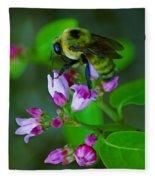 Bee Good 2 Fleece Blanket