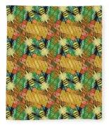 Bee Kind  Morph#2 Fleece Blanket
