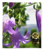Bee-line 5 Fleece Blanket