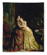 Before The Marriage Fleece Blanket