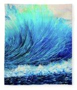 Behemoth Wave Fleece Blanket