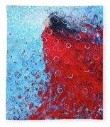 Being A Woman 6 - In Water Fleece Blanket