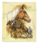 Belgian Fleece Blanket