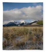 Bell Mountain Mists Fleece Blanket