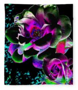 Bella Flora 8 Fleece Blanket