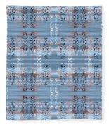 Bella Jin Steele Fleece Blanket