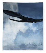 Below Radar Fleece Blanket