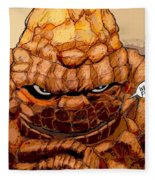Ben Grimm  Fleece Blanket