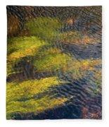 Beneath The Water Fleece Blanket