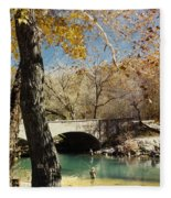 Bennet Springs Fleece Blanket