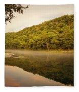 Bennett Springs Reflections Fleece Blanket