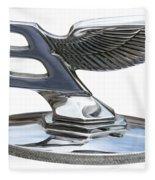 Bentley Logo Fleece Blanket