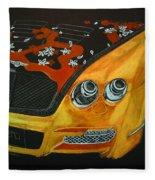 Bentley W66gts Fleece Blanket