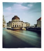 Berlin Bode Museum Fleece Blanket