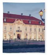 Berlin - Jewish Museum Fleece Blanket