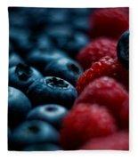 Berries Fleece Blanket