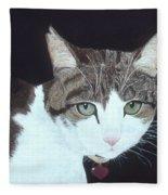 Best Cat Fleece Blanket