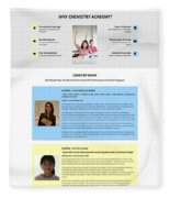 Best Chemistry Tuition In Singapore Fleece Blanket